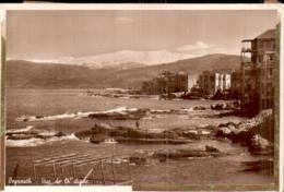 LIBAN BEYROUTH VUE DE LA DIGUE CIRCULEE 1938 - Líbano