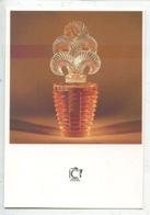 """Lubin """"Nuit De Longchamps"""" 1935 (cp Vierge - Photo Yan Rocher MGCL) Publicité Flacon Parfum - Arts"""