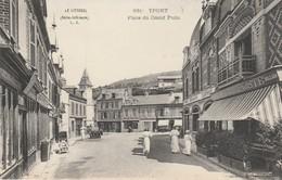 76 - YPORT - Place Du Grand Puits - Yport