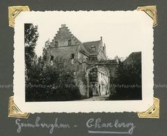 """Lot De Snapshot, Vues De Vlesembeck,Grimberghen... Images Maintenues Sur Carton Par Des """"coins"""".Dim. Carton 21 - Photographs"""