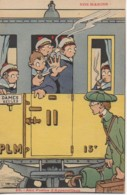Illustrateur  GERVESE Série NOS MARINS N°30 Aux Postes D'Appareillage - Gervese, H.