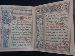 Louis Daspet De La Maison Lucien Bouix - Vieux Papiers