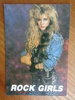 VIXEN , ROCK GIRLS ( C. 383 ) - Cantanti E Musicisti