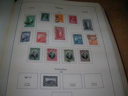 Turchia PO 1926 Em Generale Scott.634/647 See Scan On Kabe Page; - 1921-... Repubblica