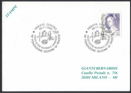 YN158   Associazione Nazionale Carabinieri - 75° Fondazione Sezione Trieste 1999 - Police - Gendarmerie