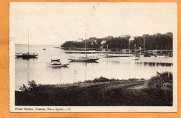 Chester NS Canada 1948 Postcard - Neuschottland