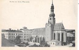 BADEN ( Autriche ) - La Place - Baden Bei Wien