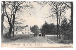Liffré . - La Mi-Forêt. Hôtel Dumoulin. - France