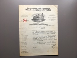 LONDON - Leyton - Caribonum Company - 1914 - United Kingdom