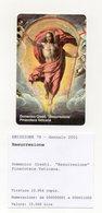 Vaticano - Urmet - Domenico Cresti - Resurrezione -  Nuova - Validità 1.1.2003 - (FDC14454) - Vatican