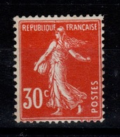 YV 160 N** Semeuse Cote 20 Euros - France