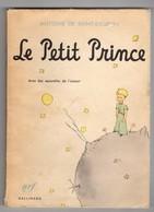 Le Petit Prince - Antoine De Saint-Exupéry - Edition Gallimard 1964 - Ideal Bibliotheque