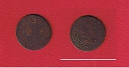 Double Tournois -  1629 D  -  état  B - 987-1789 Royal