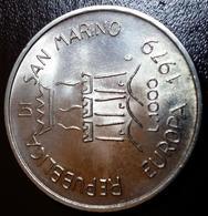 Coin 1000 Lire 1979 San Marino - Saint-Marin
