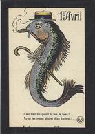 CPA Poisson D'avril Premier Avril Non Circulé - 1° Aprile (pesce Di Aprile)