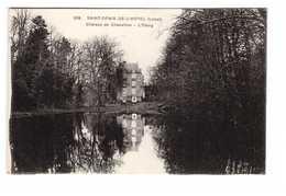 45 Saint Denis De L' Hotel Chateau De Chenailles L' Etang - Autres Communes