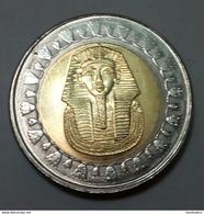 EGYPT 2019 - RARE One Pound Of Tut - V Low Mintage - UNC - Gomaa - Egypte