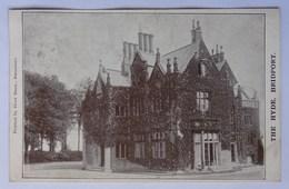 Postcard Bridport, Dorset, The Hyde, Walditch, 1906 - Angleterre