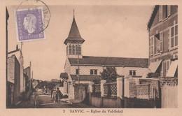 SANVIC - Eglise Du Val-Soleil - - France