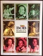Montserrat 1998 Bob Marley Sheetlet MNH - Montserrat