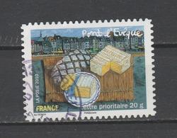 """FRANCE / 2010 / Y&T N° AA 449 : """"Saveurs De France"""" (Pont-l'Evèque) - Choisi - Cachet Rond - Oblitérés"""