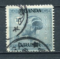 Ruanda - Urundi Nr.30       O  Used       (003) - 1924-44: Gebraucht