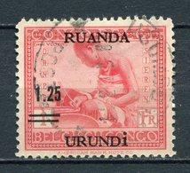 Ruanda - Urundi Nr.31       O  Used       (004) - 1924-44: Gebraucht