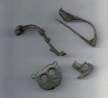 OBJETS DE FOUILLE ROMAIN - Archéologie