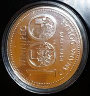 Coin 1 Dollaro 1974 Canada - Canada