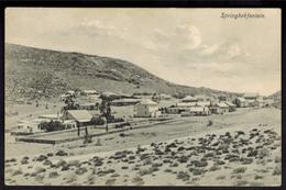Ansichtskarte Springbok Springbokfontein Afrika Ungelaufen - Cartes Postales