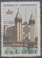 Angola 1963 Kirchen. Mi 493 0,10 E. Ungebraucht - Angola