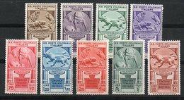 Italia. 1933. Serie Correo Ordinario. - Italia