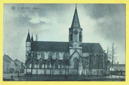 * Deinze - Deynze (Oost Vlaanderen) * (SBP, Nr 2) L'église, Kerk, Church, Kirche, Parc, Rare, Old, CPA, Unique, TOP - Deinze