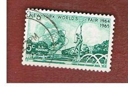 STATI UNITI (U.S.A.) - SG 1226 - 1964 NEW YORK WORLD' S FAIR    -  USED° - Stati Uniti