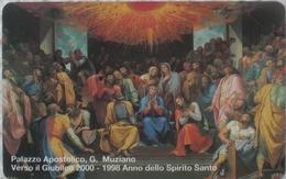 NUOVA-(Mint)-44-VATICANO-PALAZZO APOSTOLICO MUZIANO - Vatican