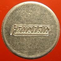 KB149-1 - FAUNTAIN TOKEN - Tilburg - A 19.5mm - Koffie Machine Penning - Coffee Machine Token - Professionnels/De Société
