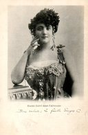 Emma Calvé (opéra) Dans L'Africaine - Opéra