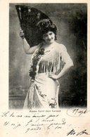 Emma Calvé (opéra) Dans Carmen - Opéra