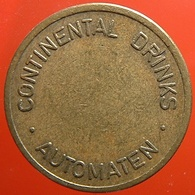 KB150-1 - CONTINIAL DRINKS FOXBORO - Soest - B 20.0mm - Koffie Machine Penning - Coffee Machine Token - Professionnels/De Société