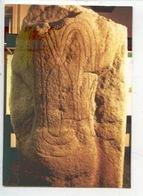 Dolmen De Lufffang : Support Gravé D'une Idole (?) Néolithique Vers 3000 Avant J. C. - Dolmen & Menhirs