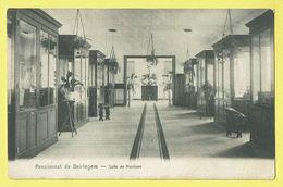 * Beerlegem - Beirlegem (Zwalm) * Pensionnat De Beirlegem, Salle De Musique, Music, école, School, Rare, Old, TOP - Zwalm