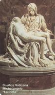 NUOVA-(Mint)-19- VATICANO- LA PIETA' DI  MICHELANGELO - Vatican