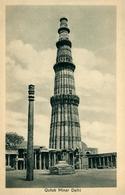 NEW DEHLI Qutub Minar  Ed Lal Chand & Sons Dariba Dehli - India