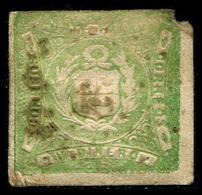 1868 Peru - Peru