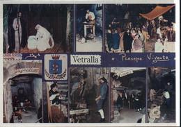 PIA - Cartolina Del 6.1.2007 Per Commemorare Il XX° Anniversario Del  Presepe  Vivente Di Vetralla (Vt) - Cristianesimo