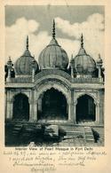 NEW DEHLI   Interiror View Of Pearl Mosque In Fort DEHLI Ed Chand & Sons Dariba Dehli - India