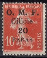 CILICIE  N* 91  Charniere Forte - Cilicia (1919-1921)