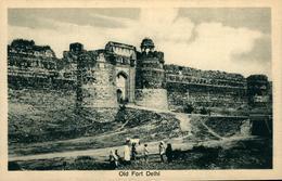 NEW DEHLI   Old Fort DEHLI Ed Chand & Sons Dariba Dehli - India