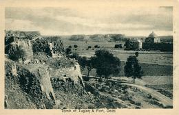 NEW DEHLI  Tomb Of Tuglaq & Fort DEHLI Ed Chand & Sons Dariba Dehli - India