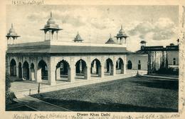 NEW DEHLI   Diwan Khas  DEHLI Ed Chand & Sons Dariba Dehli - India